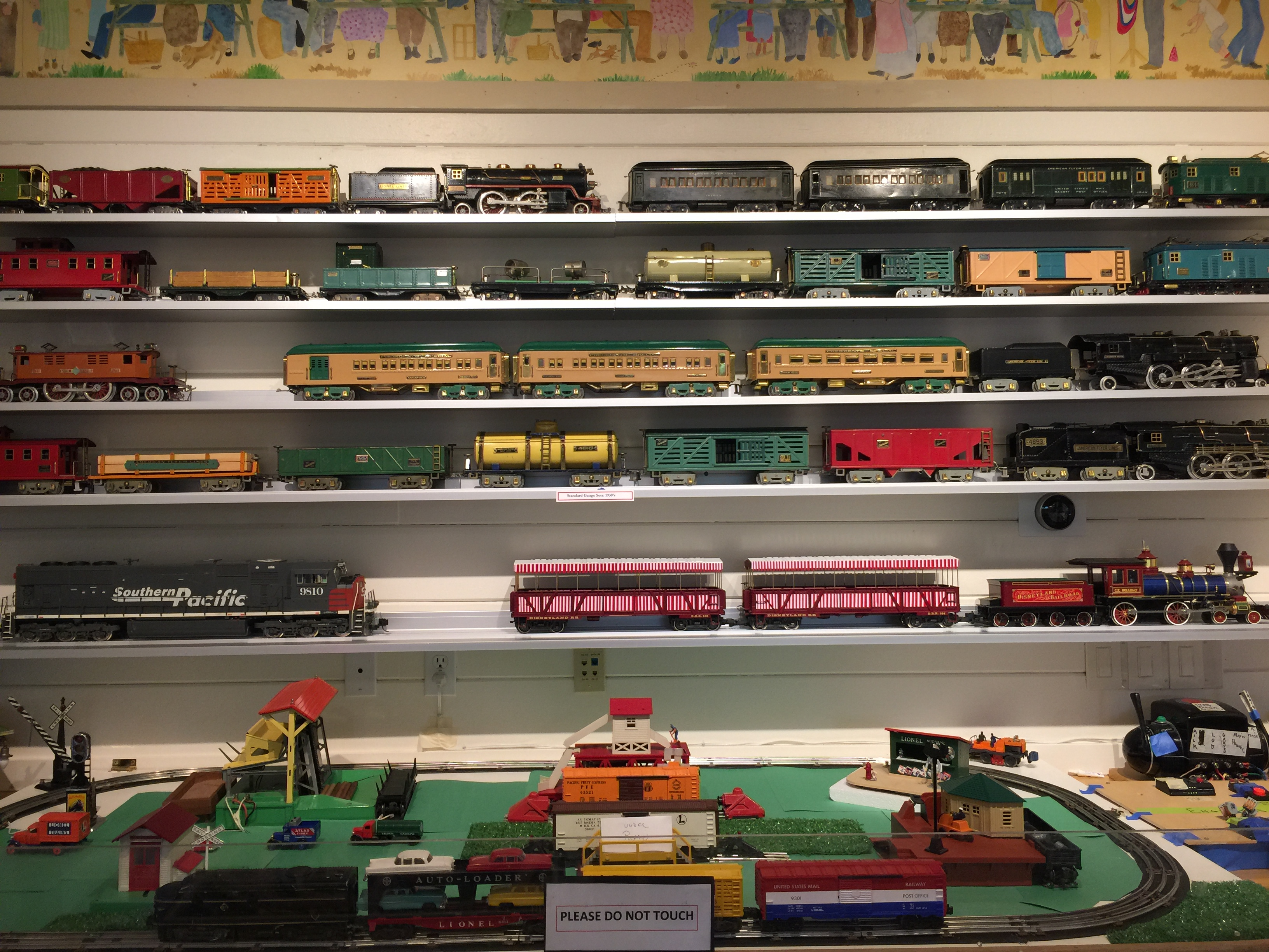 Trains – Museum of the San Ramon Valley