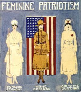 Feminine Patriotism
