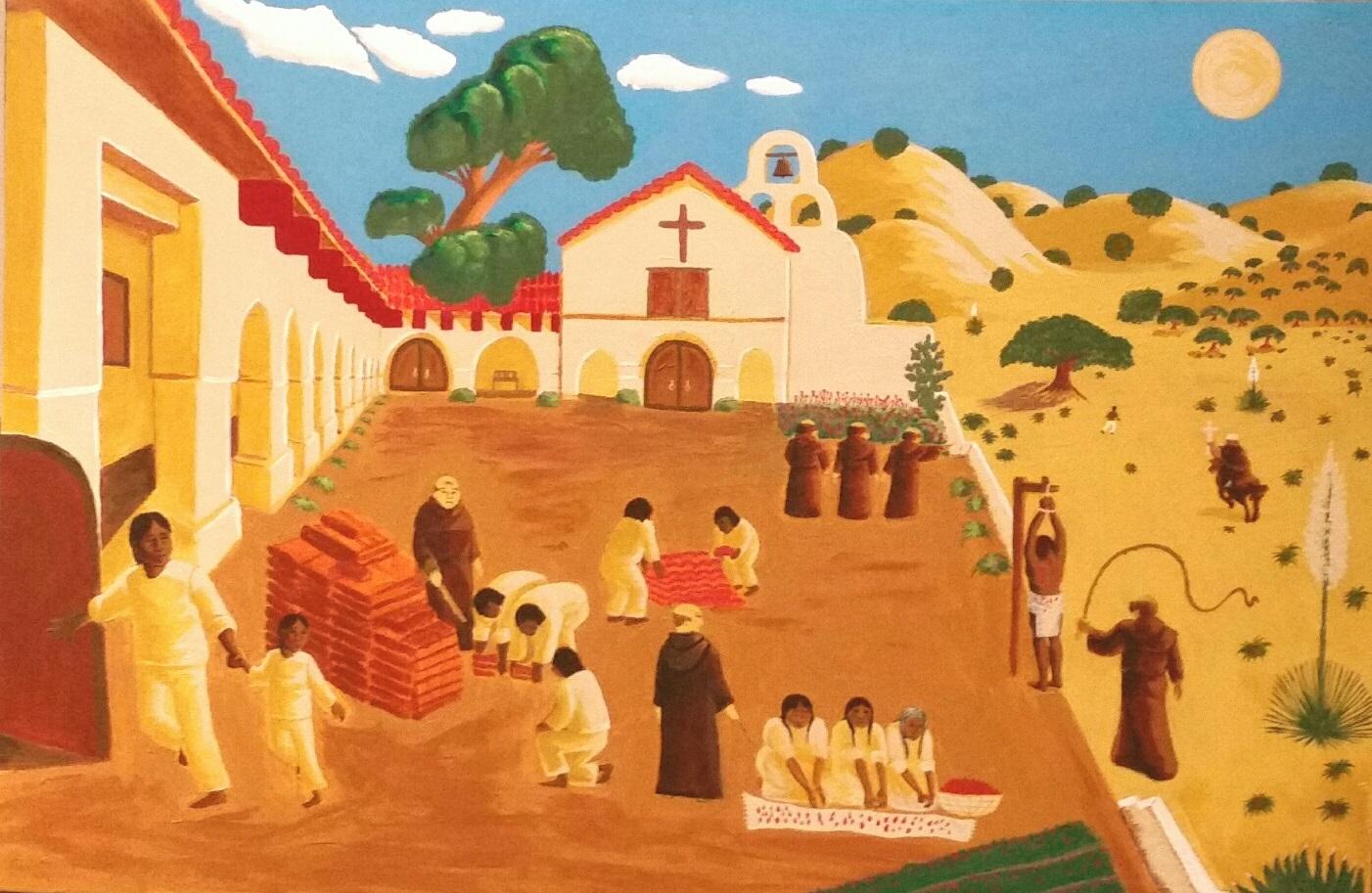 Mission Era by Alicia Maria Siu, Antonio Moreno, Vicente Moreno, Vicente Teoxiutleko