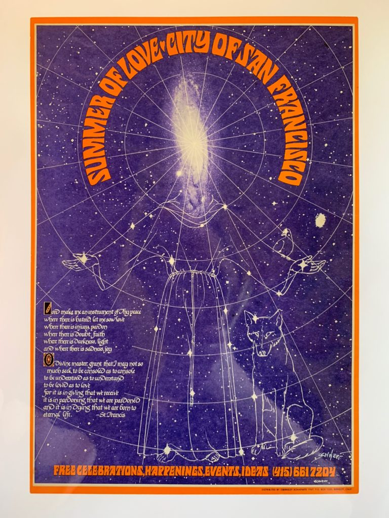 Poster print is from Bob Schnepf