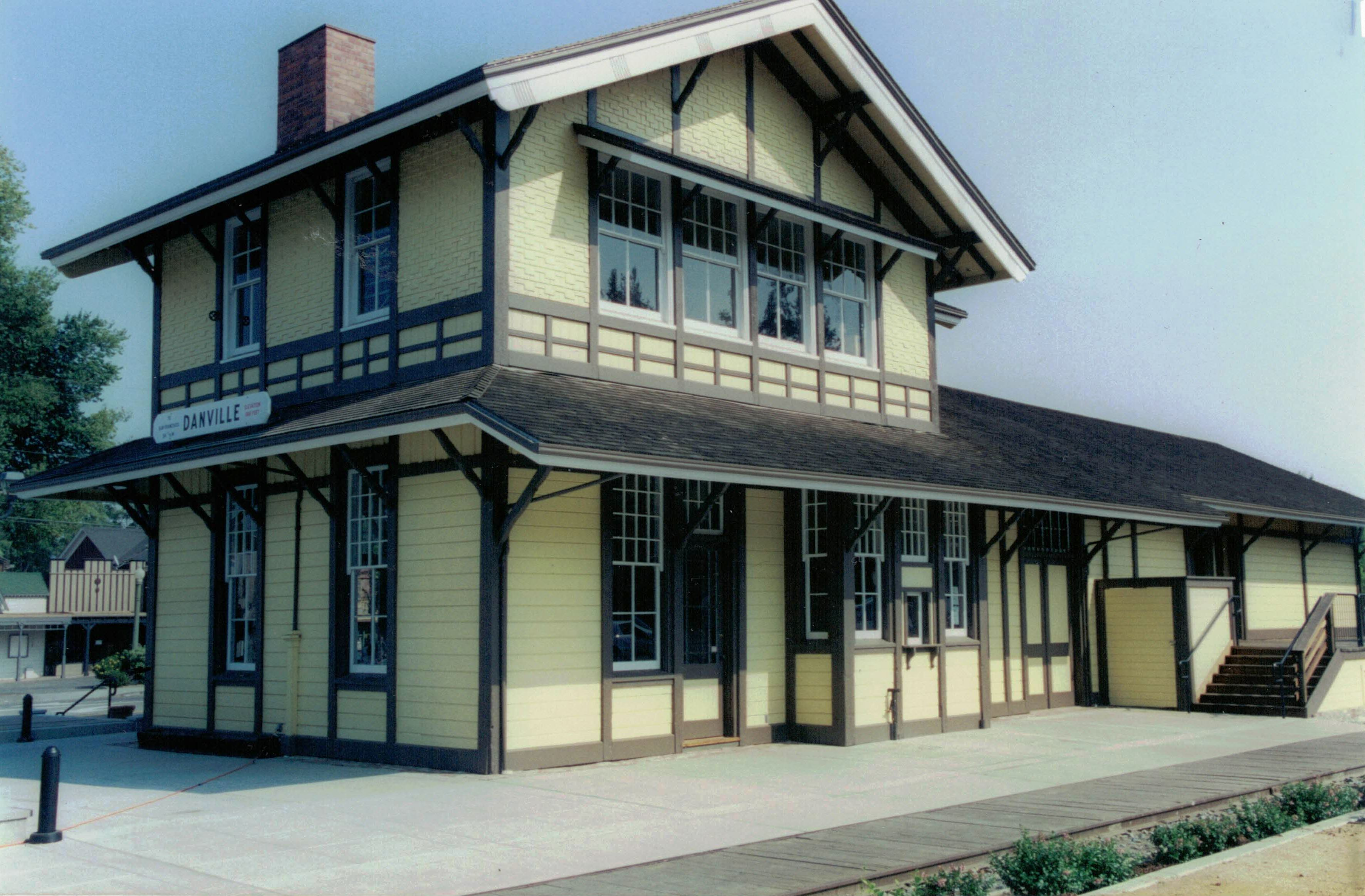 Museum of the San Ramon Valley 1999