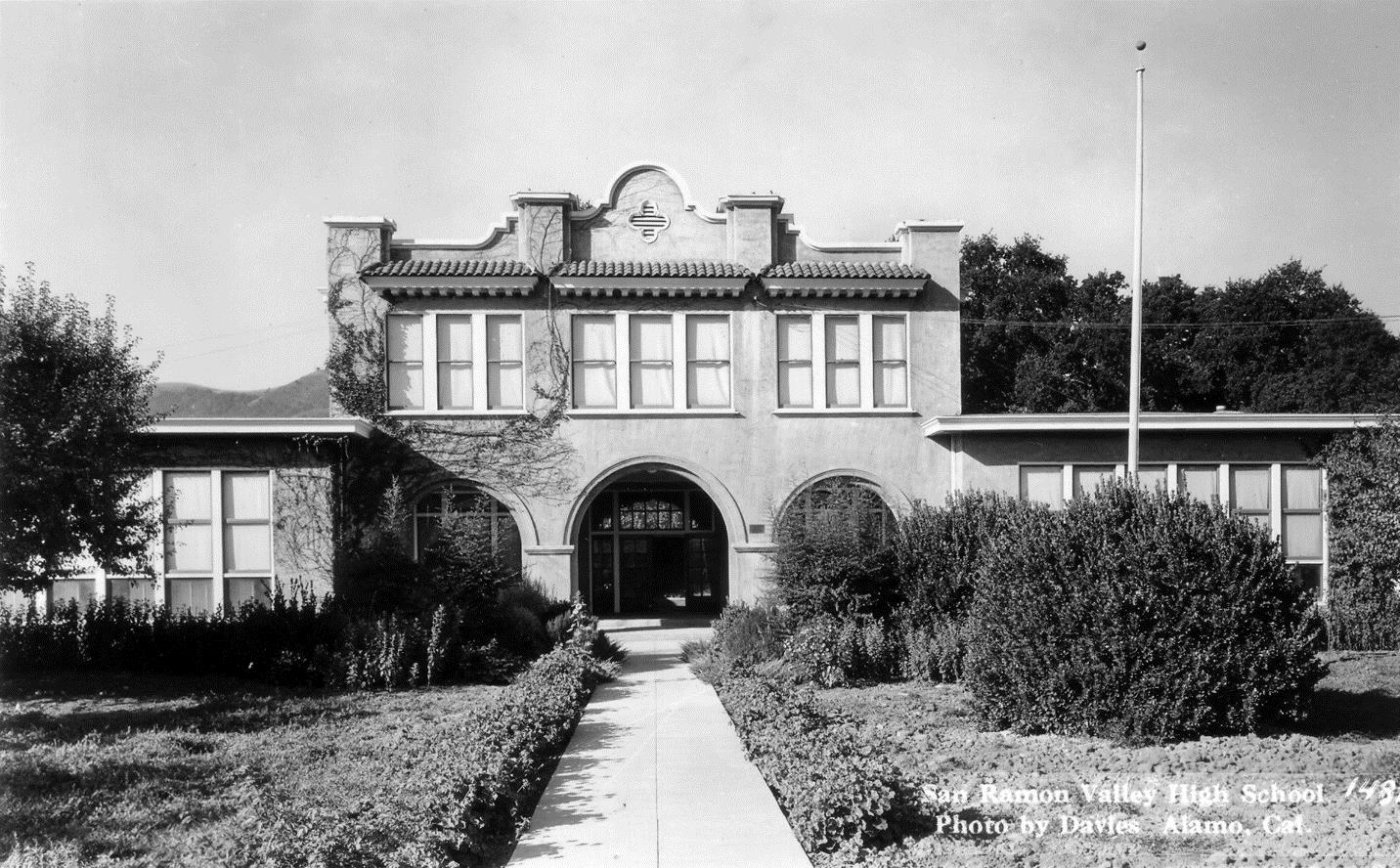 San Ramon Valley Union High School  1948