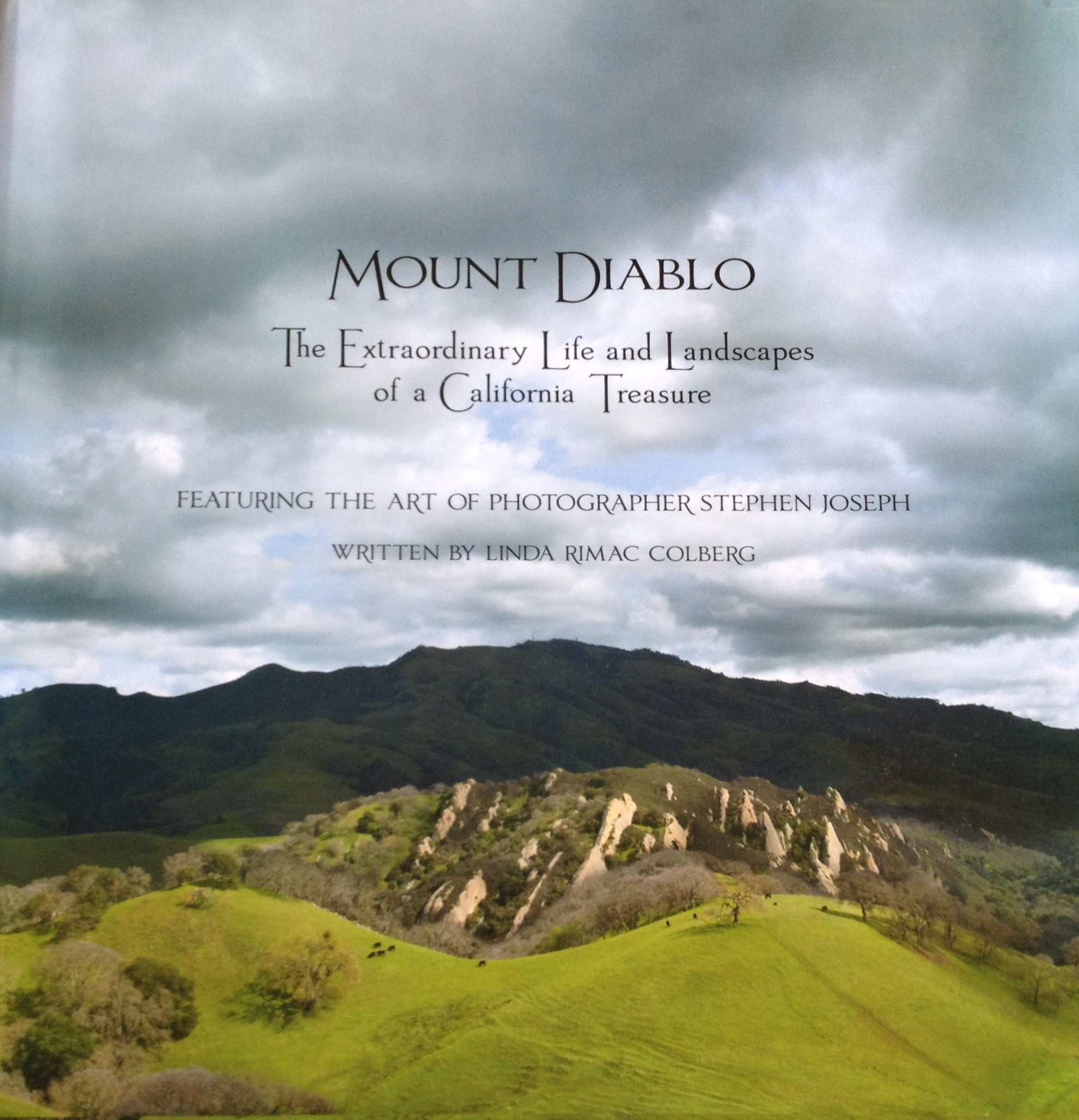 Books - Mt. Diablo Landscapes