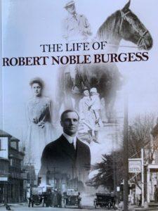 Life of Robert Burgess