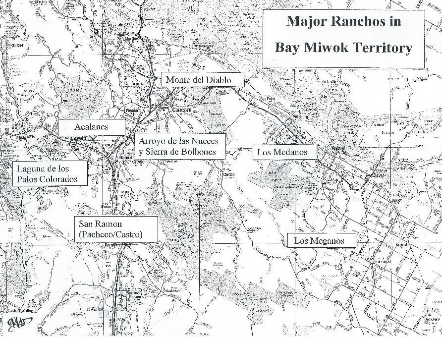 Major Ranchos